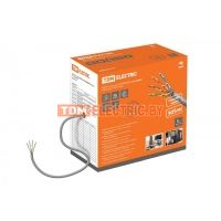 Кабель витая пара U/UTP Cat 5e 4х2х24AWG (305м) solid, ПВХ, серый TDM SQ0107-0101 TDM Electric