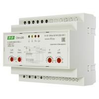 Ограничители мощности для трехфазных сетей Евроавтоматика F&F
