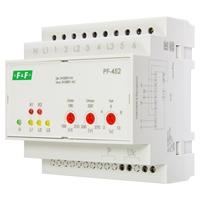 Переключатели фаз (однофазные АВР) Евроавтоматика F&F